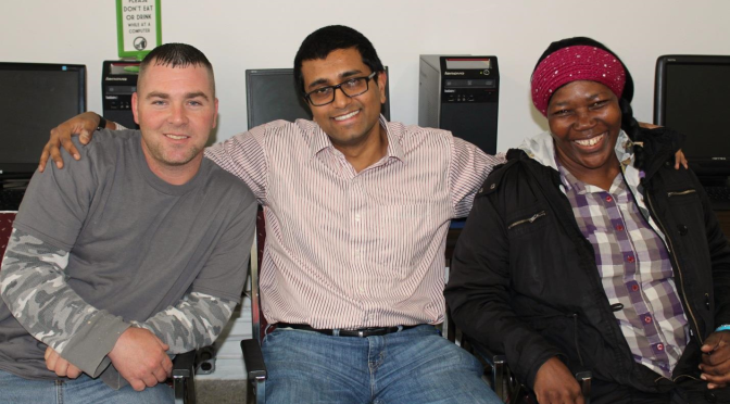 Tutor/Learner Profile: Arvind, Marie, and Ronald