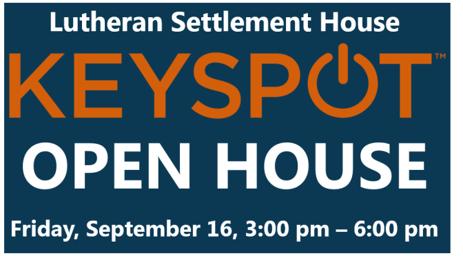 Join us for our Keyspot Open House